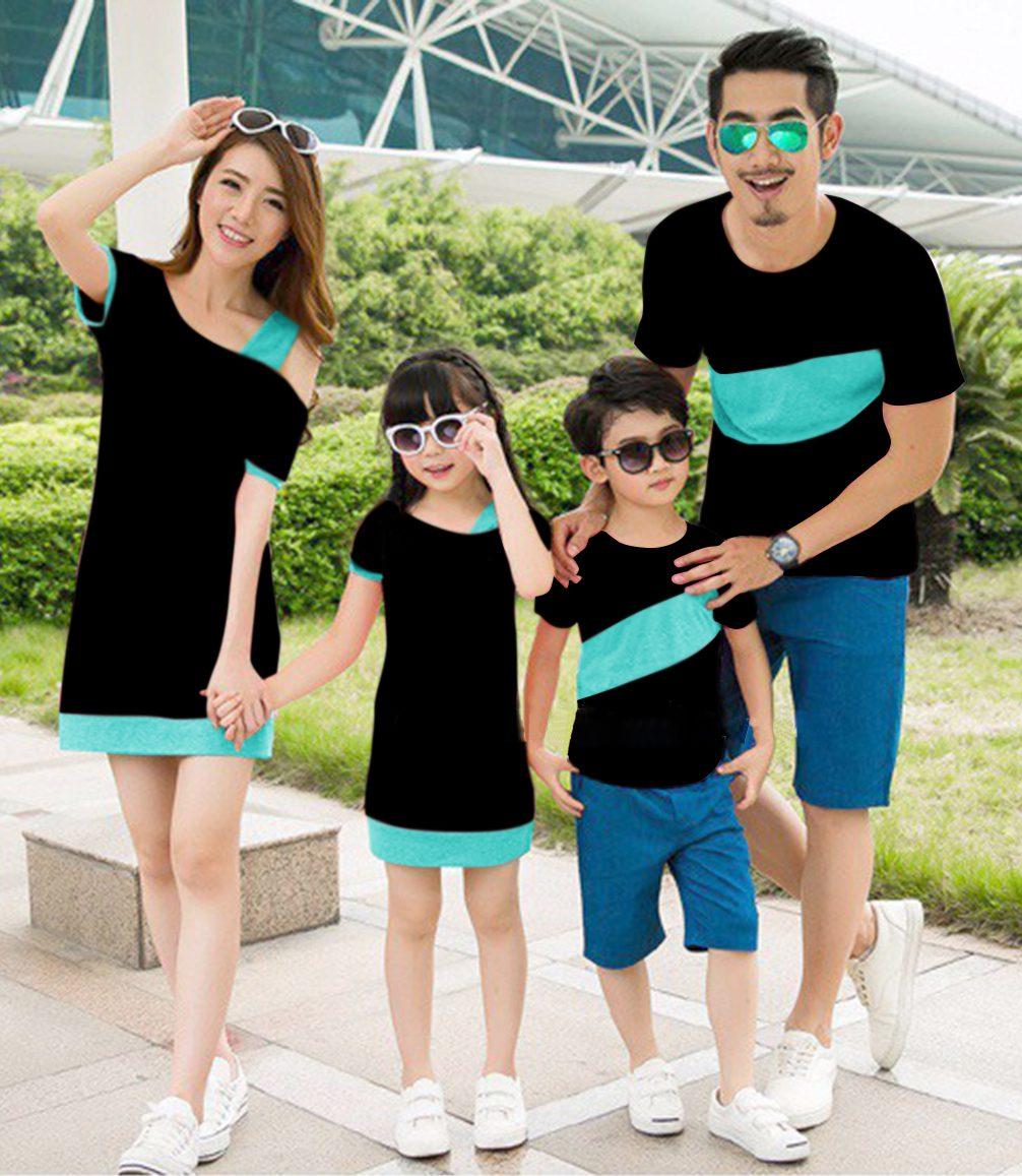 Thiết kế đồng phục gia đình cho gia đình thêm gắn bó3