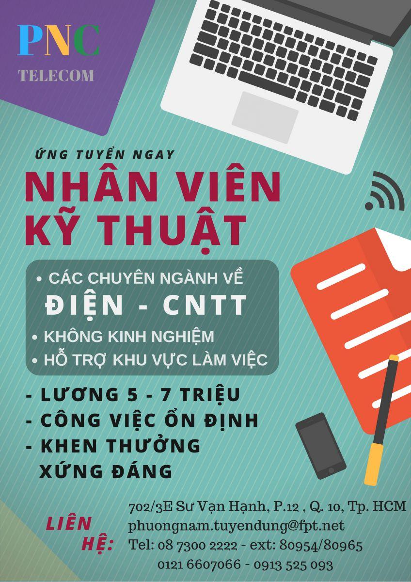 Thiết kế mẫu poster tuyển dụng uy tín nhất tại Hà Nội4