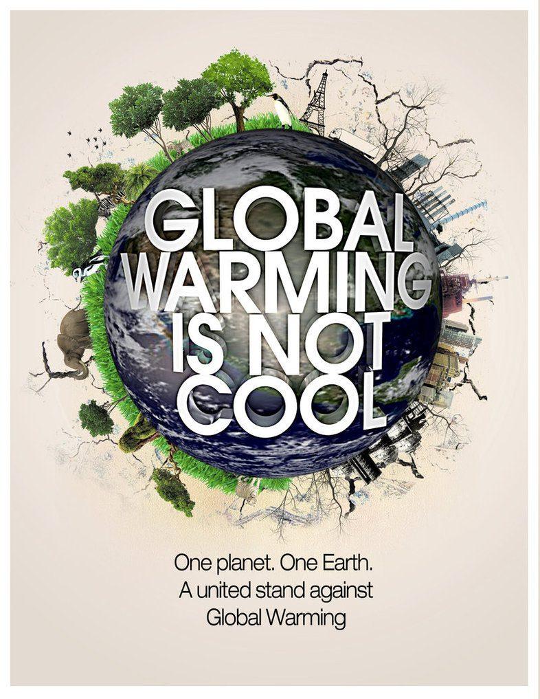 Thiết kế poster bảo vệ môi trường độc đáo bạn đã biết hay chưa2