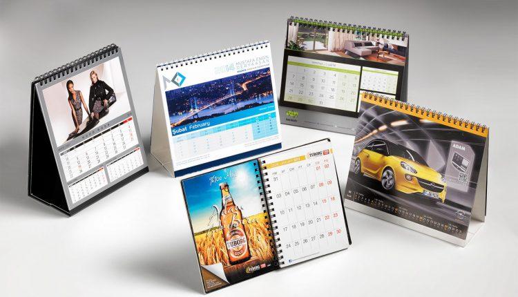 Dịch vụ thiết kế lịch để bàn chuyên nghiệp tại Hà Nội