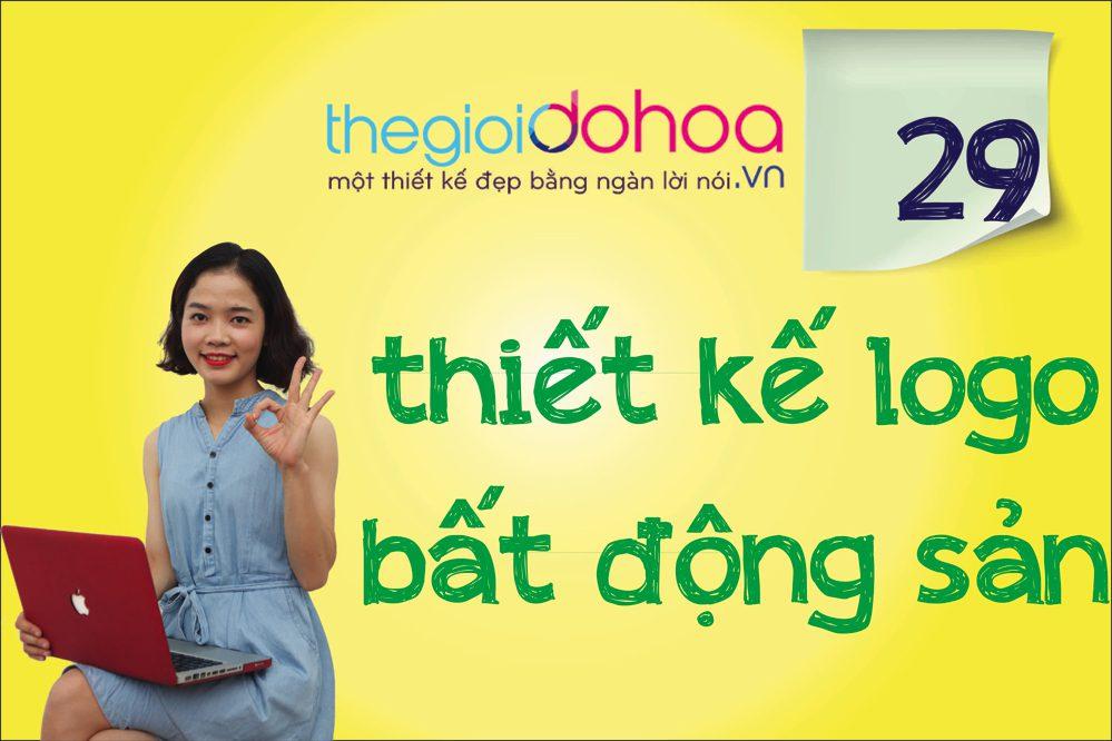 29 thietke logo bat dong san 01
